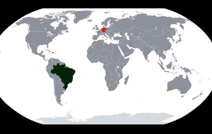 Mapa Br AL