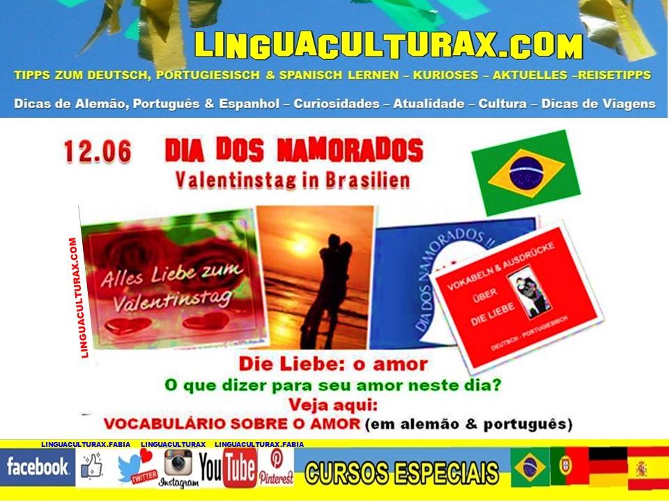 12.06 Dia dos Namorados no Brasil